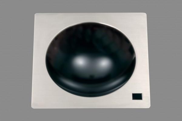 Berner BWBEB8 XXL-Einbau-Induktionswok 40 cm mit 8000 Watt für Gastronomieküchen