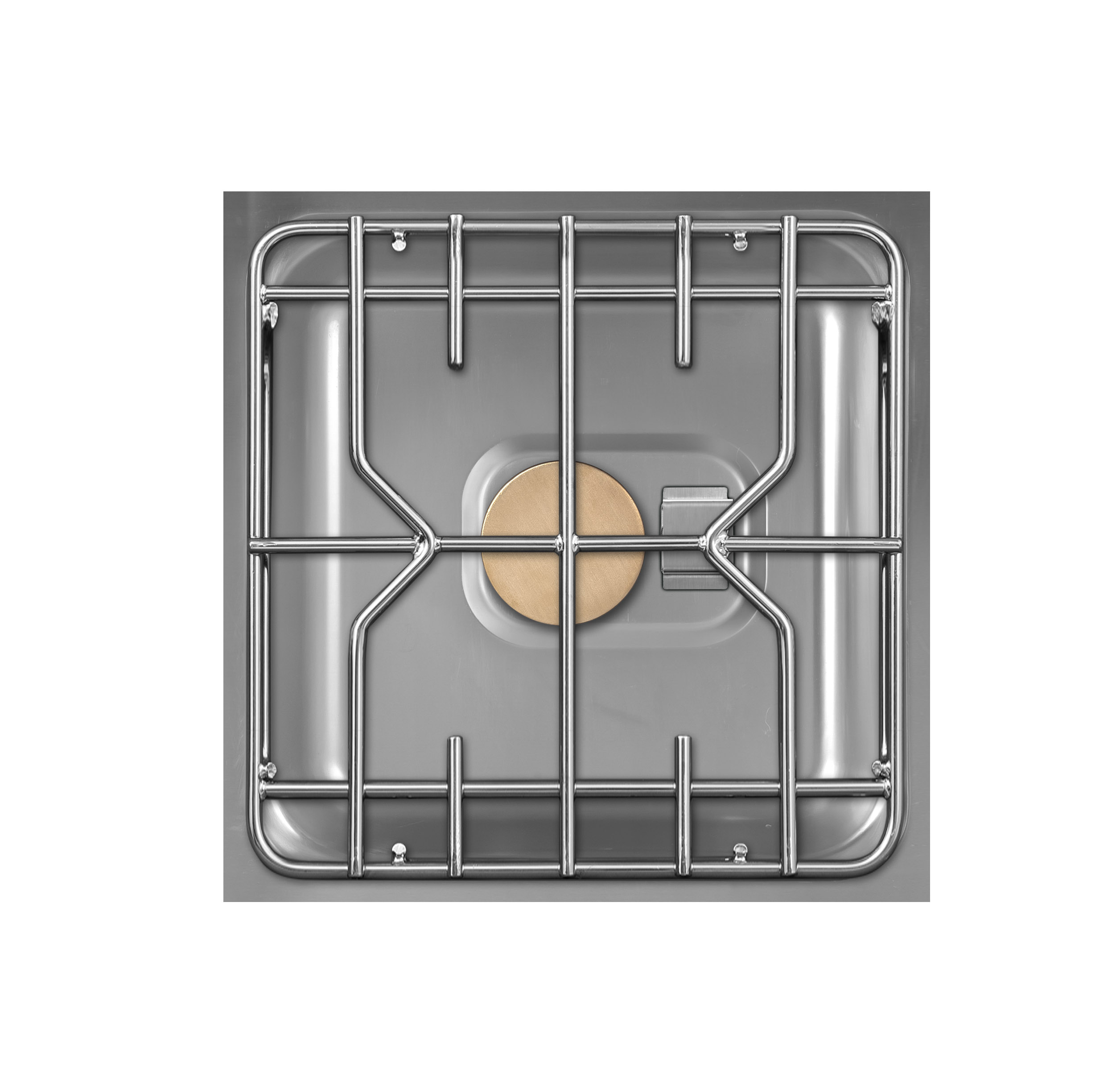 Schon Vorschau: Berner BEG1S40C Einbau Gaskochfeld Für  Gastronomieküchen Sonderbau ...