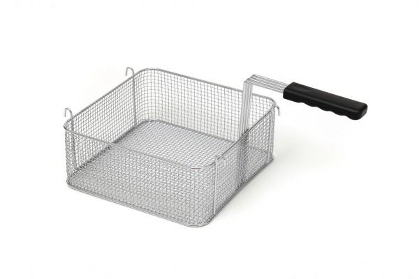 Berner BFKD3 Frittierkorb zur beidseitigen Nutzung von Einbaufriteusen