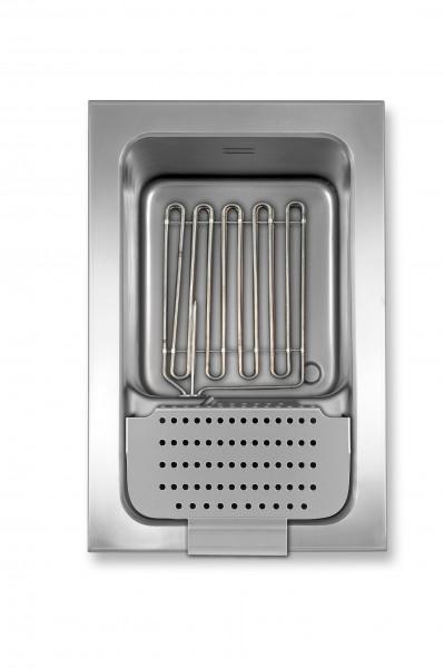 Berner BKES2/3 Gastronomie-Einbaunudelkocher 12 kW