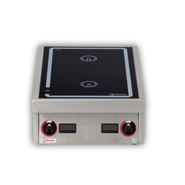 Berner BI2KTT10FL FLEX 10 kW, Auftisch-Induktionskochfeld