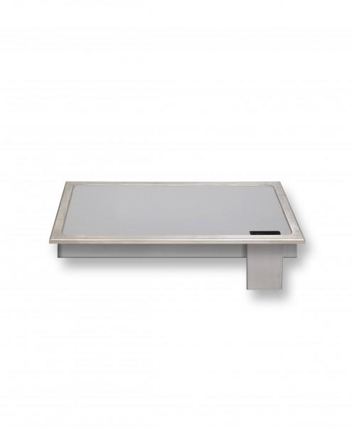 berner bget120c teppanyaki einbaugrillplatte f r die asia k che alle produkte berner. Black Bedroom Furniture Sets. Home Design Ideas