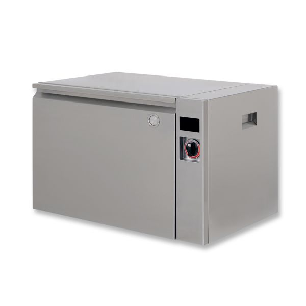 Berner BWS70 Einbau-Warmhalteschrank mit elektronischer Regelung