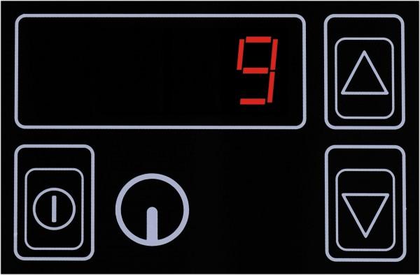 Berner ESRTS Aufpreis elektronische Temperaturregelung mit Touchbedienung