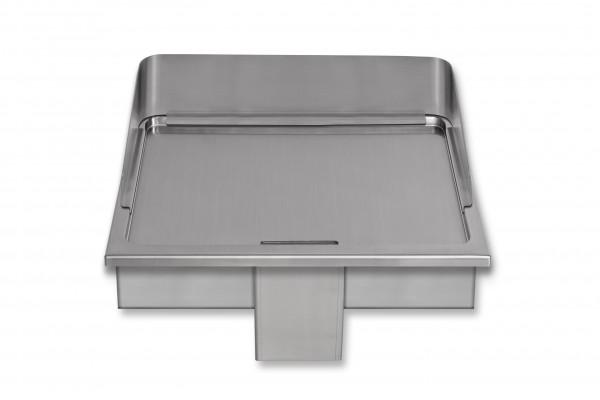 Berner BGE50 Einbaugrillplatte für die Gastroküche