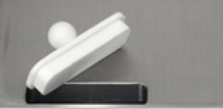 Berner TAS Teflon-Ablaufstopfen für Griddleplatten