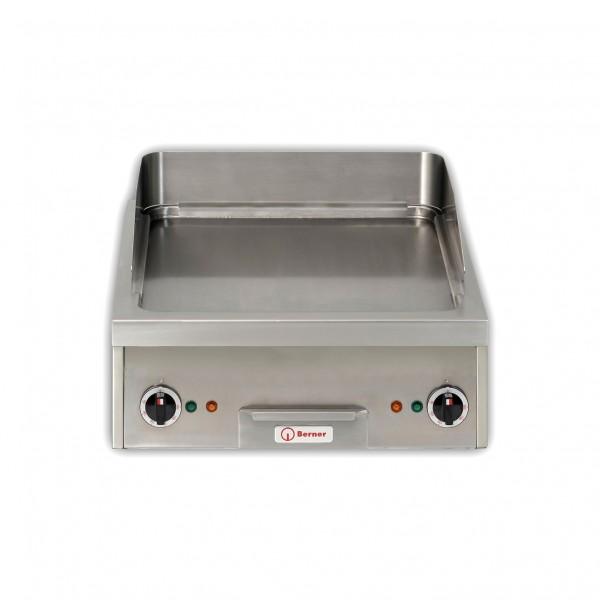 Berner BGAD80 Gastronomie-Bratplatte mit zwei Heizzonen