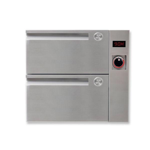 Berner BWH50/2 Einbau-Wärmeschublade für Gastronomieküchenzeilen