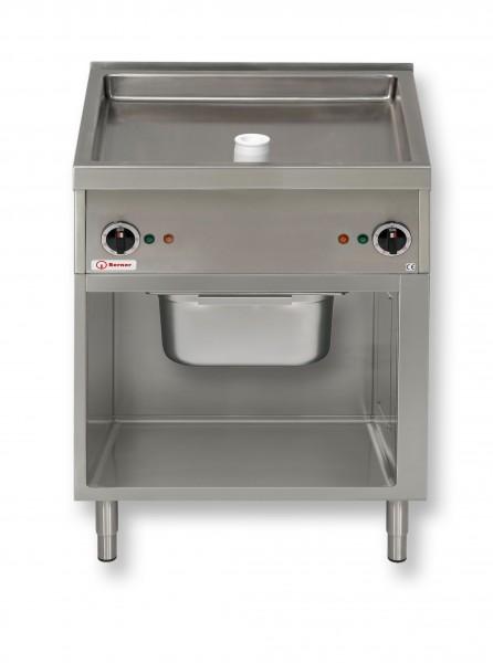 Berner BGHD80T Gastronomie-Multibräter