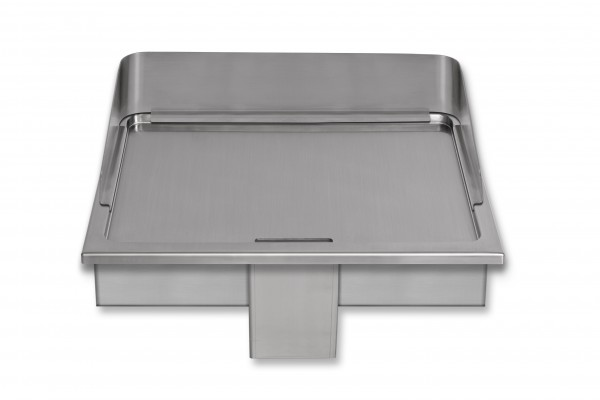 Berner BGI60 Einbau-Induktionsgrillplatte