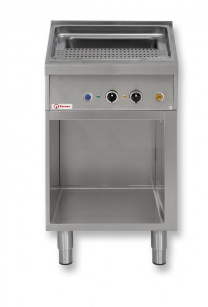 Berner BHNKKTDE Gastronomie-Nudelkocher GN 2/3 x 200 mit elektronischer Regelung