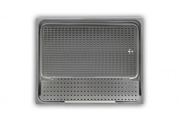 Berner BKEAK1/1E elektronisch geregelter Kompakt-Nudelkocher GN 1/1