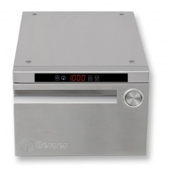 Berner BHS2S Niedertemperaturgarer mit Auszug / Schublade Gastronorm GN 1/1 x 150