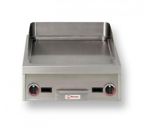 Berner BGAD60I Gastronomie-Induktionsgriddleplatte mit 2 Heizzonen