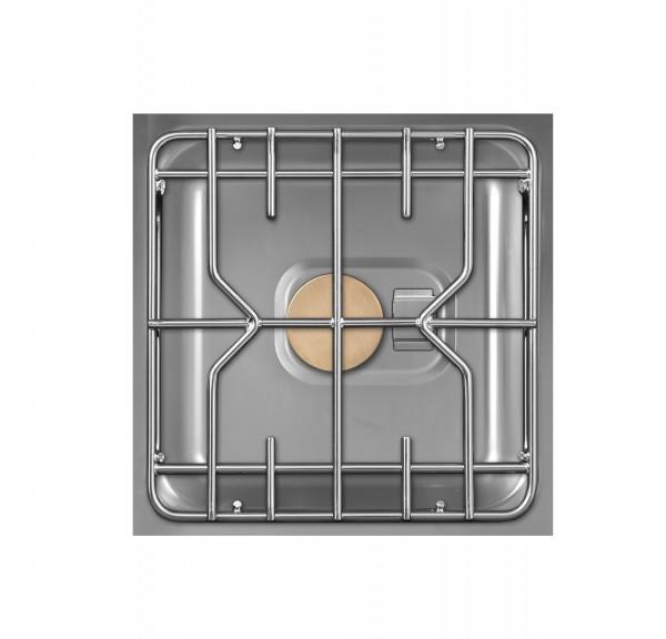 Berner BEG1S40C Einbau-Gaskochfeld für Gastronomieküchen-Sonderbau