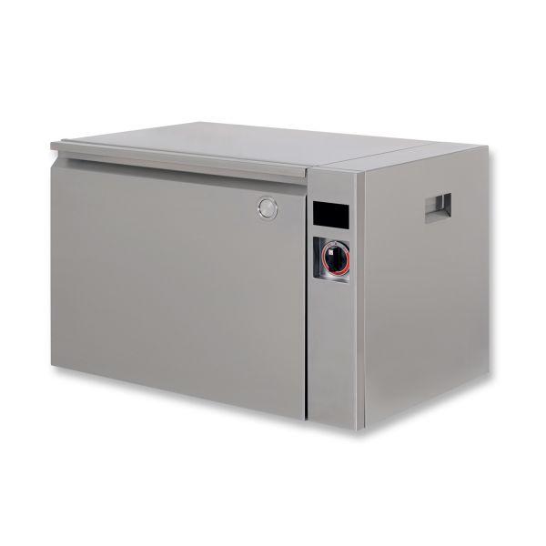 Berner BWS70B Einbau-Wärmeschrank - Warmhalteofen 5 GN1/1 quer